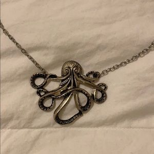 Jewelry - Octopus necklace